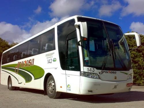 Passagens e horários ônibus Viação Graciosa
