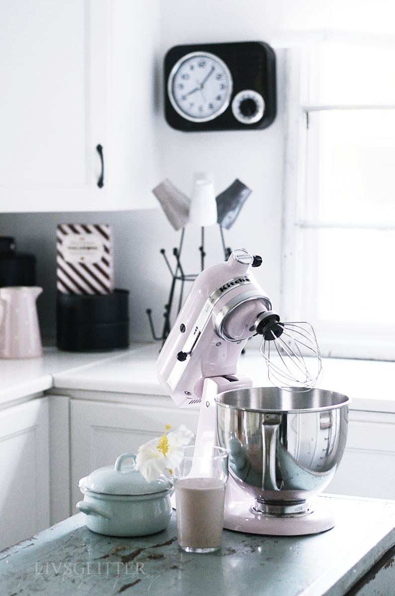 kitchen aid, smoothies, kök, inredning