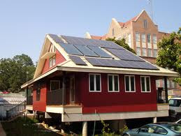 Solar House Coforable Living