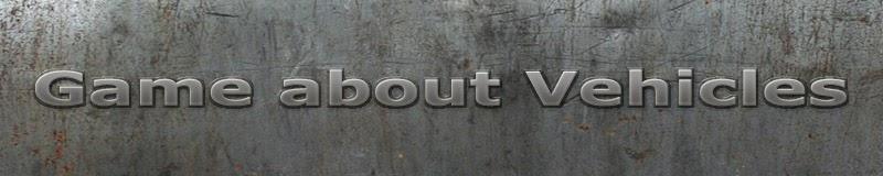 Game about Vehicle - Devblog