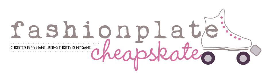 fashionplate cheapskate