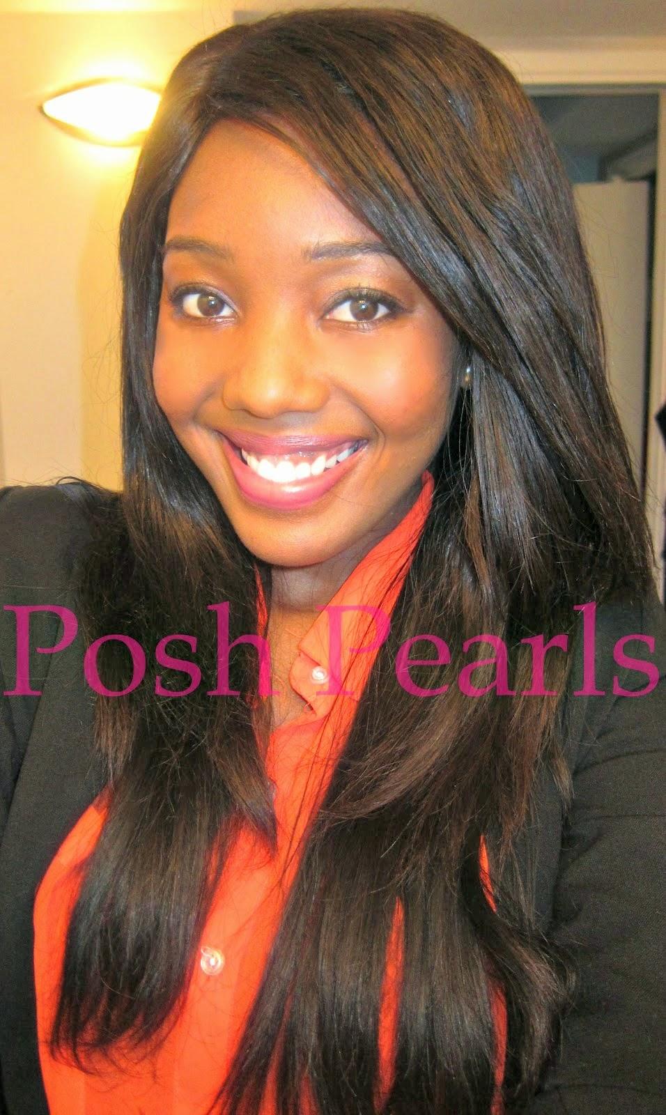 Posh Pearls Final Update 100 Virgin Filipino Hair Extensions