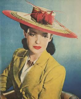 Linda Darnell, 1943