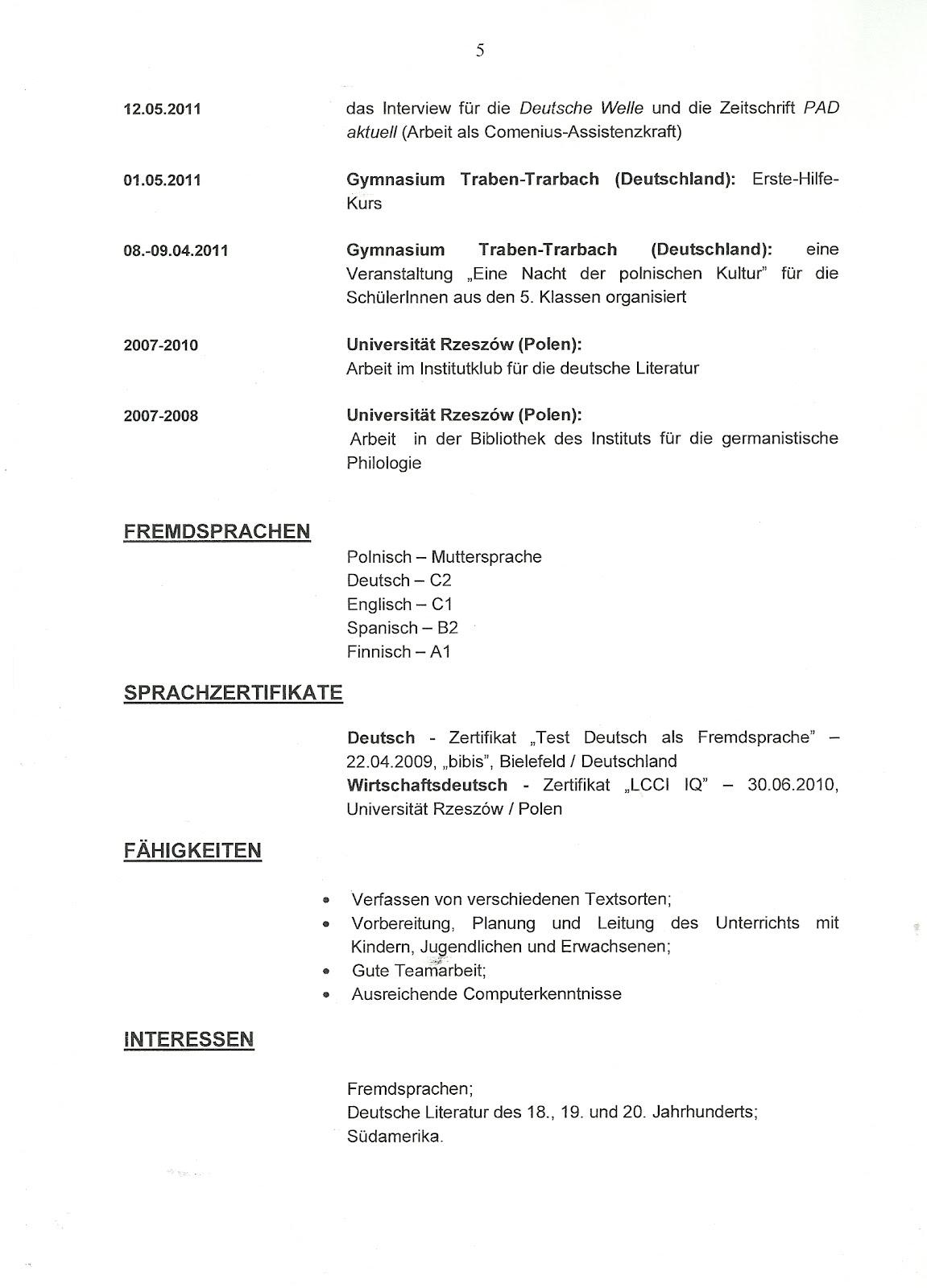 aspekte der germanistik - Erich Kastner Lebenslauf