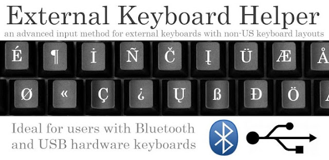 External Keyboard Helper Pro v5.3 APK