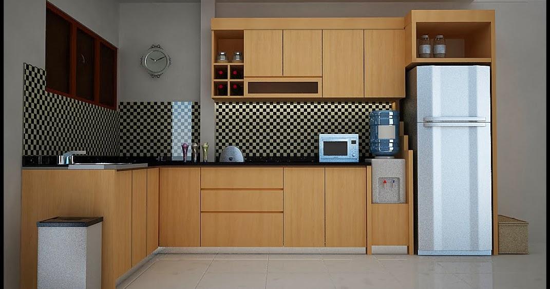 Berbagai Jenis Harga Kitchen Set Minimalis