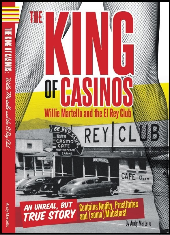 The King of Casinos Willie Martello and the El Rey Club