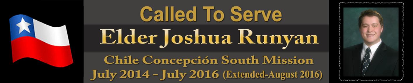 Elder Joshua Runyan