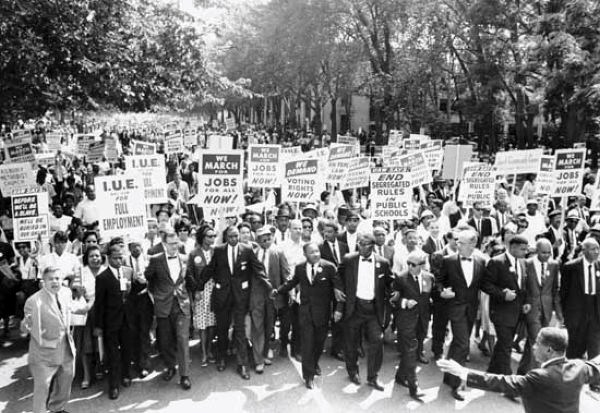 civil rights time period in american history The american civil rights movement started in the mid-1950s a major catalyst in the push for civil rights was in december 1955, when naacp activist rosa parks refused to give up her seat on a public bus to a white man.