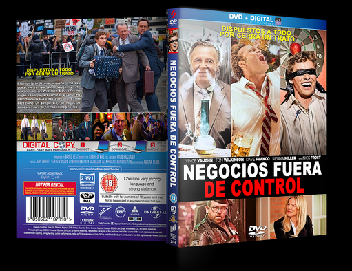 Movies World Unfinished Business Negocios Fuera De