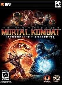 Mortal Kombat Komplete Edition PC [ENG/MuLTi] RePack