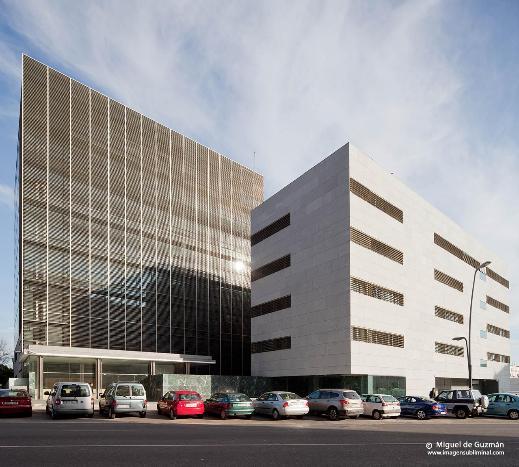 Blog de p rez lacasa arquitectos ciudad de la justicia - Arquitectos almeria ...