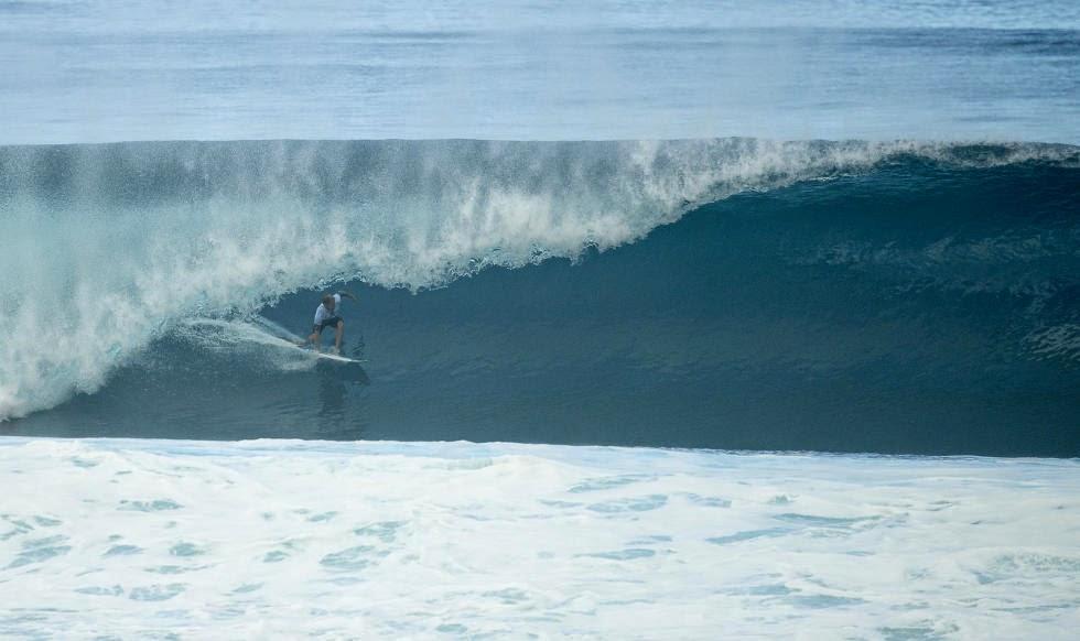 Billabong Pro Tahiti 2014 Adam Melling Foto ASP Will H S