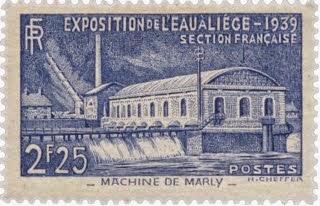 Section française expo Liège 1939