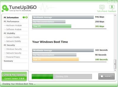 Wondershare TuneUp 360 7.0.0.11