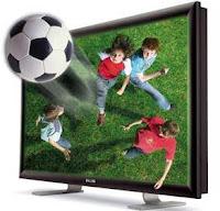 TV de alta-definição.