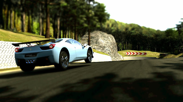 Gran Turismo 5 Game Wallpaper