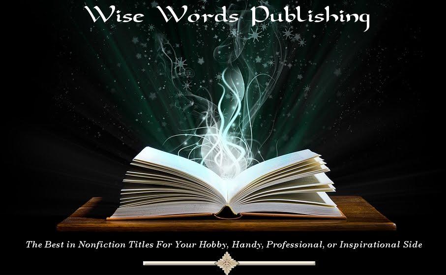 Wise Words Publishing - Blog