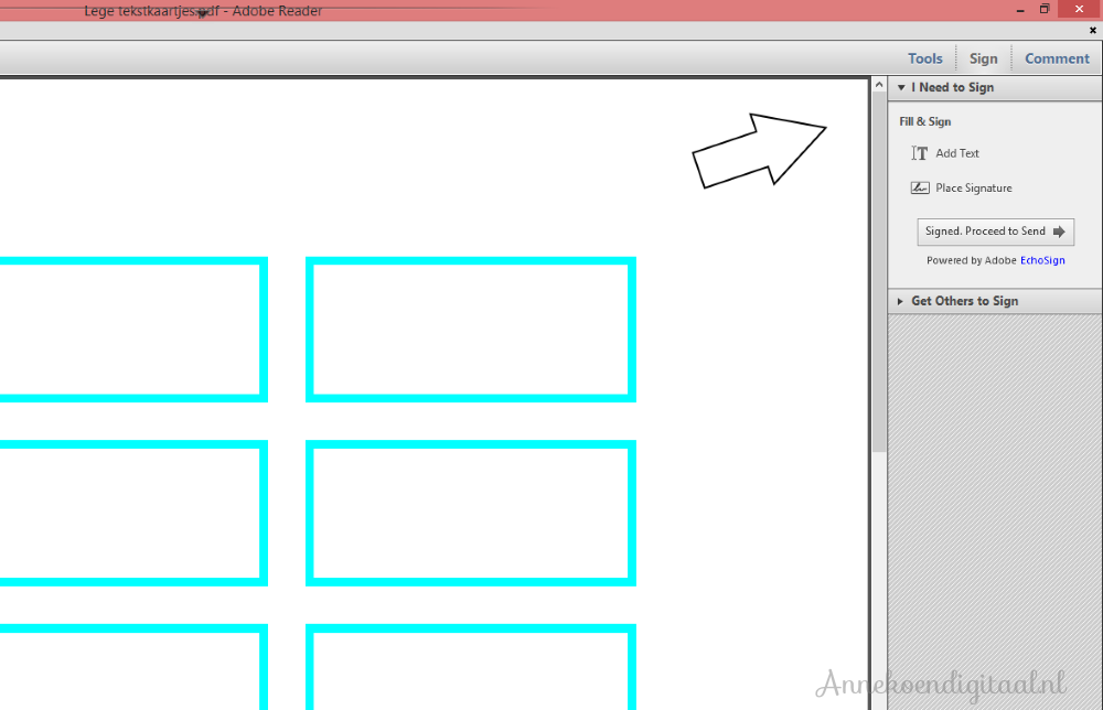 pdf veranderen, bestand personaliseren, tekst typen op pdf, tekst op pdf, pdf wijzigen,