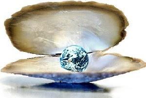 ostra con perla