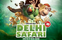 Delhi Safari - Bollywood Movie