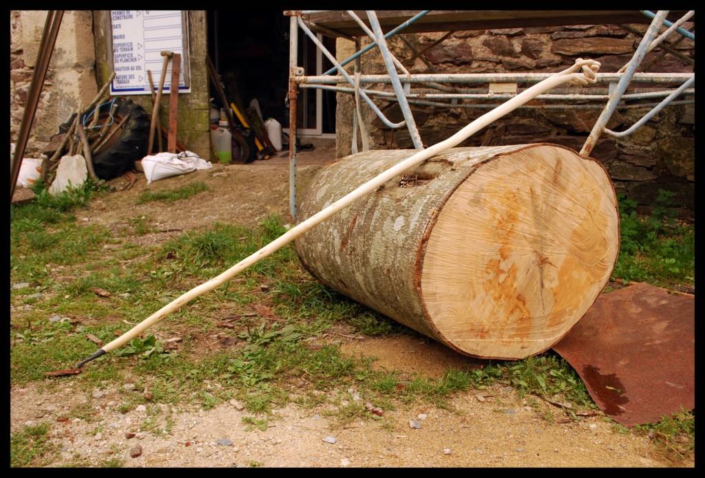 Combien Pèse Un Stère De Bois - 3kg sous terre Travaux d'atelier, jour 7