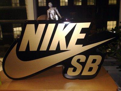 Nike SB Logo