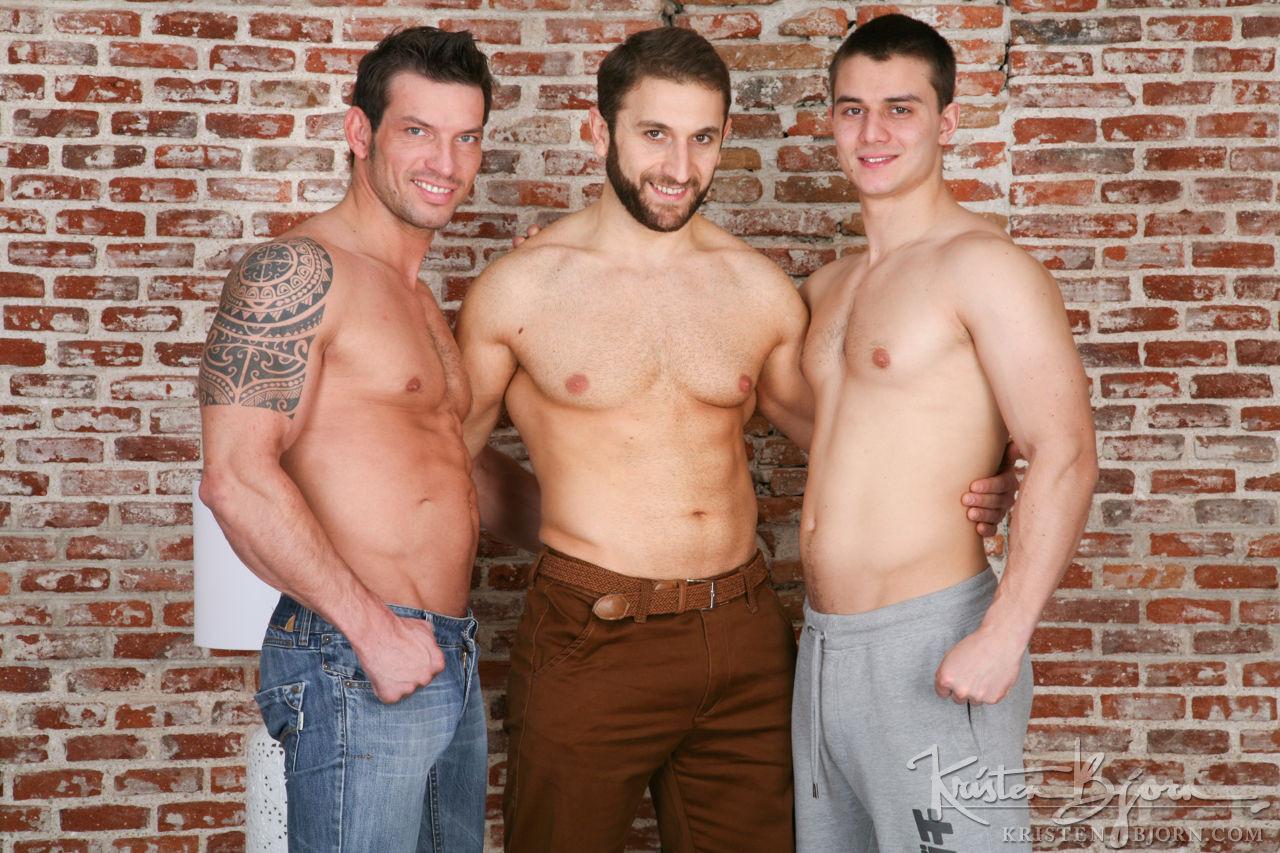 Abraham montenegro trio en enclave gay en el seb - 1 part 9