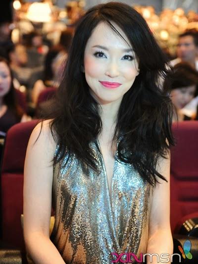 beautiful Fann Wong