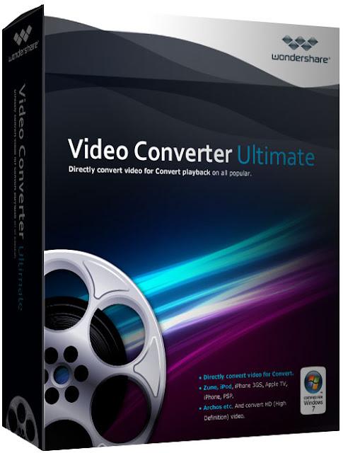 Wondershare Video Converter Ultimate 7 Tek Link