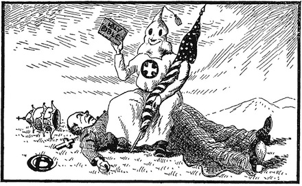 an analysis of the beginning for the ku klux klan The rise of the ku klux klan  as the quotation at the beginning of this chapter illus-trates, klan leaders described  as my analysis has shown, the ku klux klan.