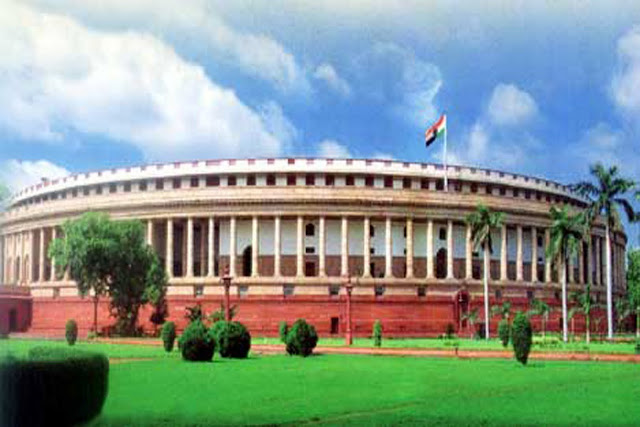 parliament house in india