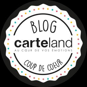 Coup de coeur Carteland