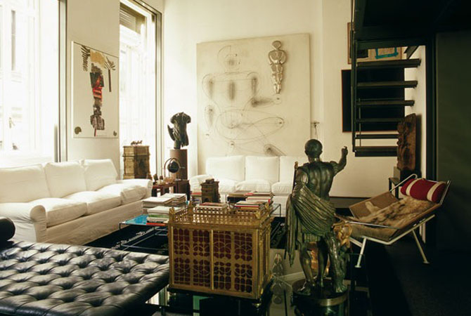 interior and decor italian design