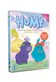Humf and The Fluffy Thing DVD