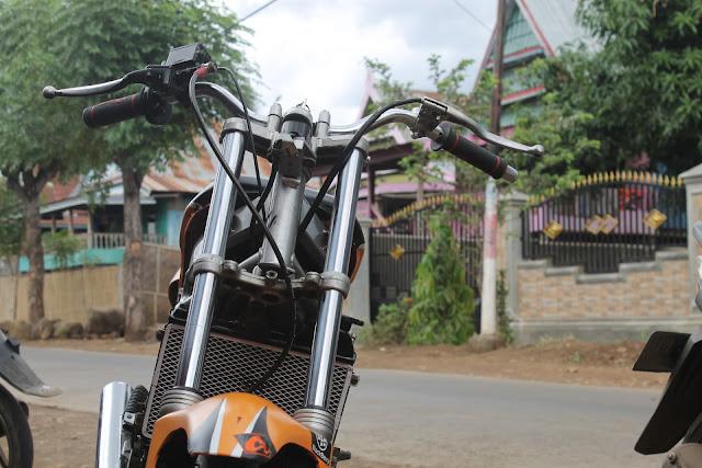 Ninja R modif Trail