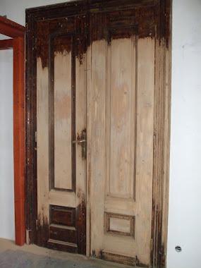 Reconditioned Door- Before
