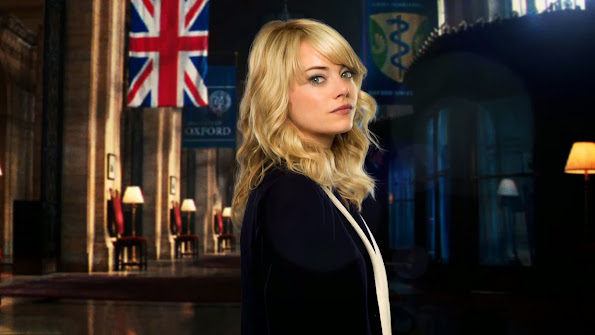 gwen stacy emma stone the amazing spider man 2 2014 movie hd wallpaper