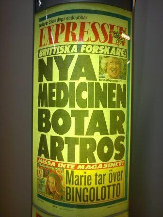 mot artros