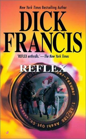 Reflex (A novel by Dick Francis) - Published in 1980 - Insurance conspiracy