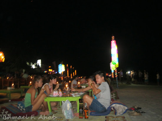 Dinner Time at Koh Samet Island