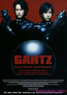Gantz (2011) Live Action Part 1