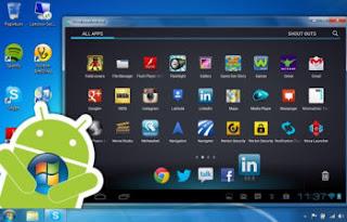 usare le app Android su PC