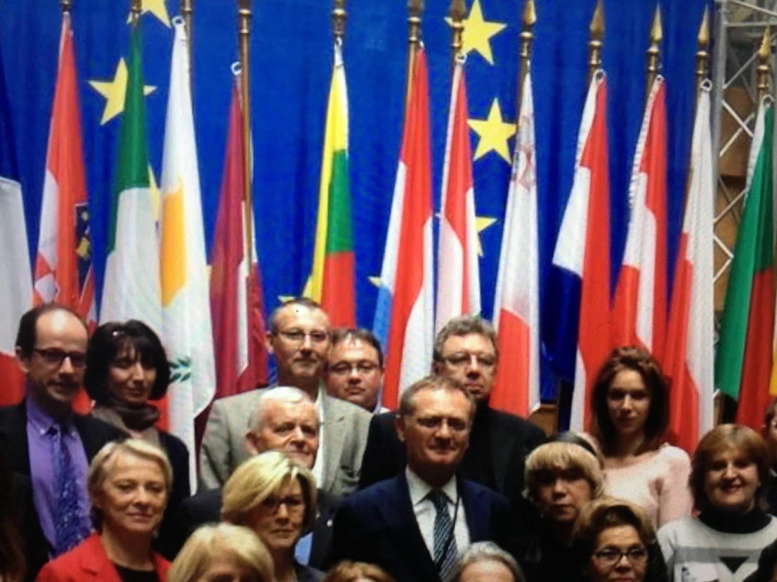 *Parlement Européen à Strasbourg*