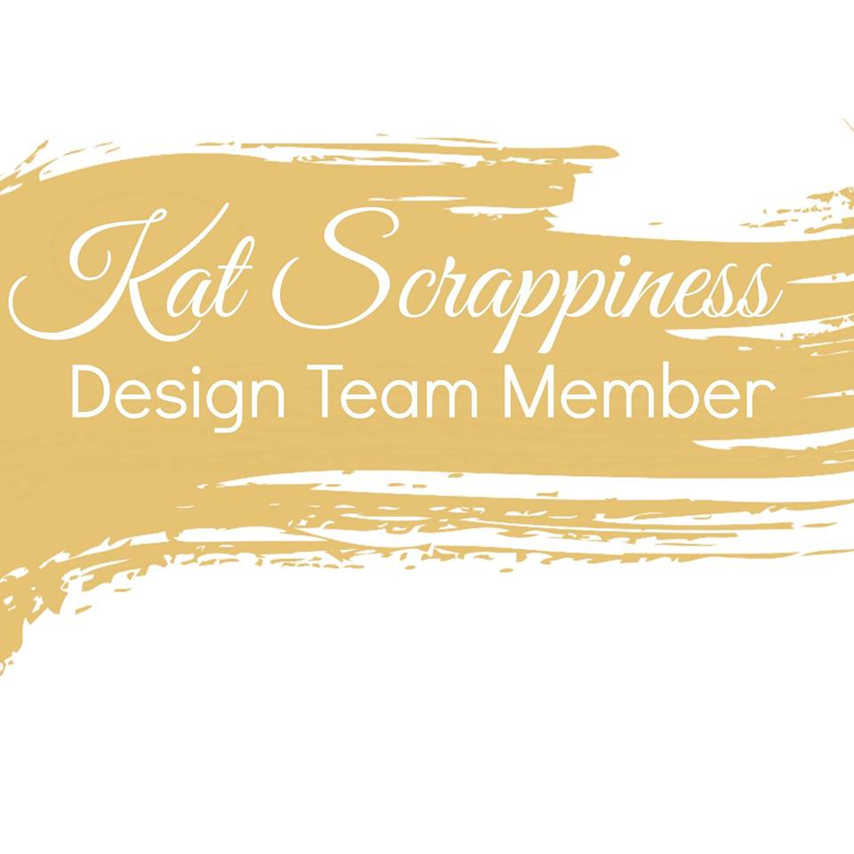 I proudly design for KatScrappiness