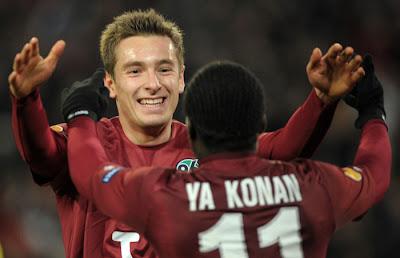 Hannover 3 - 1 Vorskla Poltava (1)
