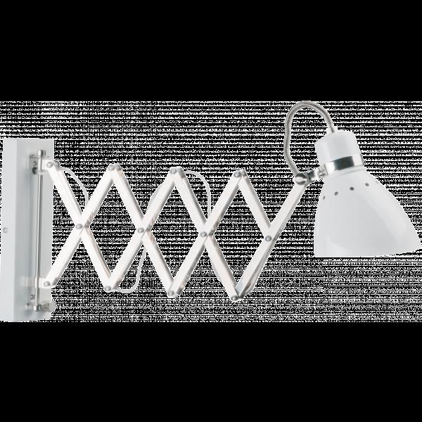 Industrie wandlamp