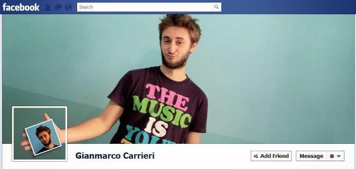 Beberapa foto sampul facebook yang unik dan kreatif yang menjadi satu dengan foto profil sehingga membuatnya semakin unik.
