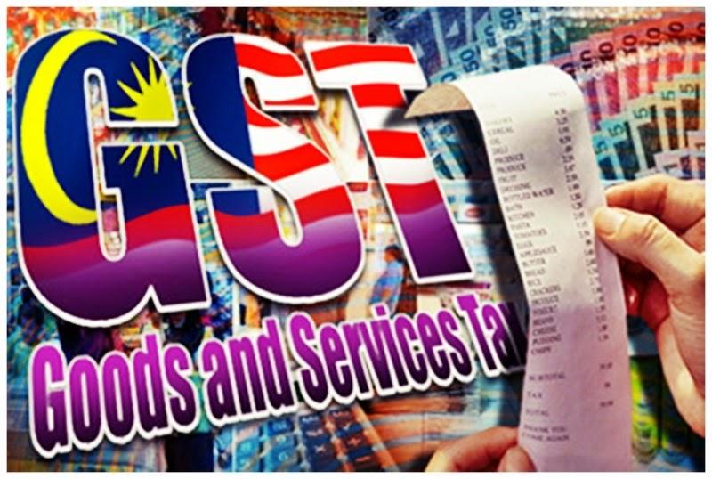 cukai barangan dan perkhidmatan (GST)