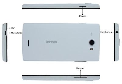 Iocean X7 exterior